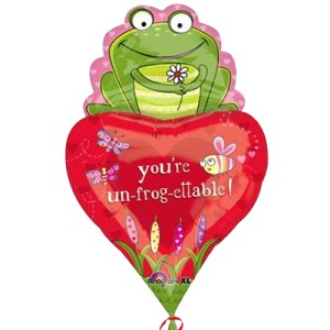 You're Un-Frog-Ettable! 100CM