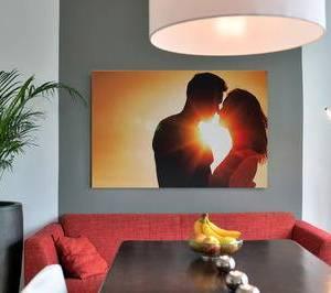 2cm frame canvas 30x80 cm