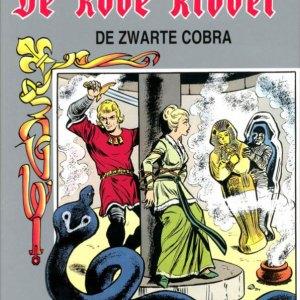 De Rode Ridder 85 - De zwarte cobra