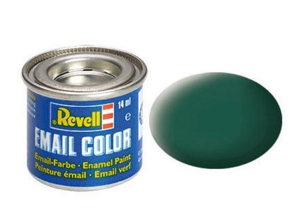 Revell Email modelbouwverf zeegroen mat unisex 14 ml