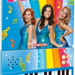 Studio 100 K3 pianoboek