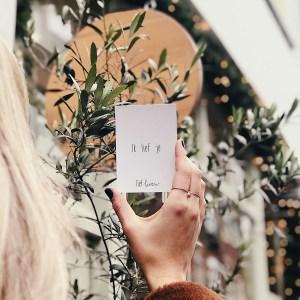 Ik lief je minikaartjes • 10 stuks