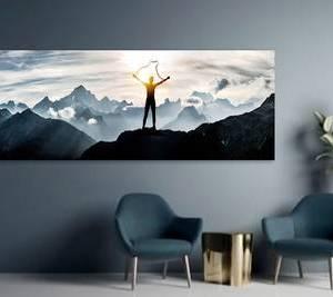 Foto op aluminium 45x60 cm