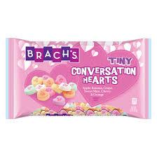 Brach's Brach's - Tiny Conversation Hearts Candy 198 Gram