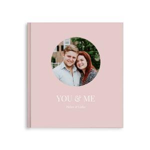 Momenten fotoboek maken - Liefde - M - Hardcover - 40 pagina's