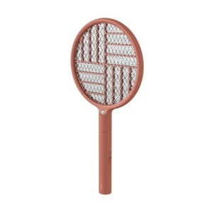 Sothing Electric Mosquito Swatter Portable LED Electric Fly Mosquito Killer Light 1200mAh USB Rechargeable Folding UV Light Three-Layer Safety Net Multi-scene Use Mosquito Dispeller