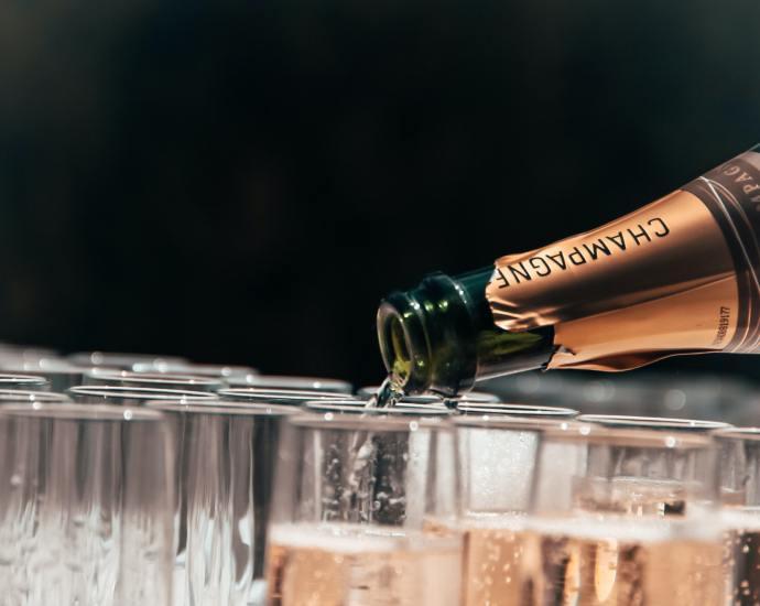 champagne cadeautips