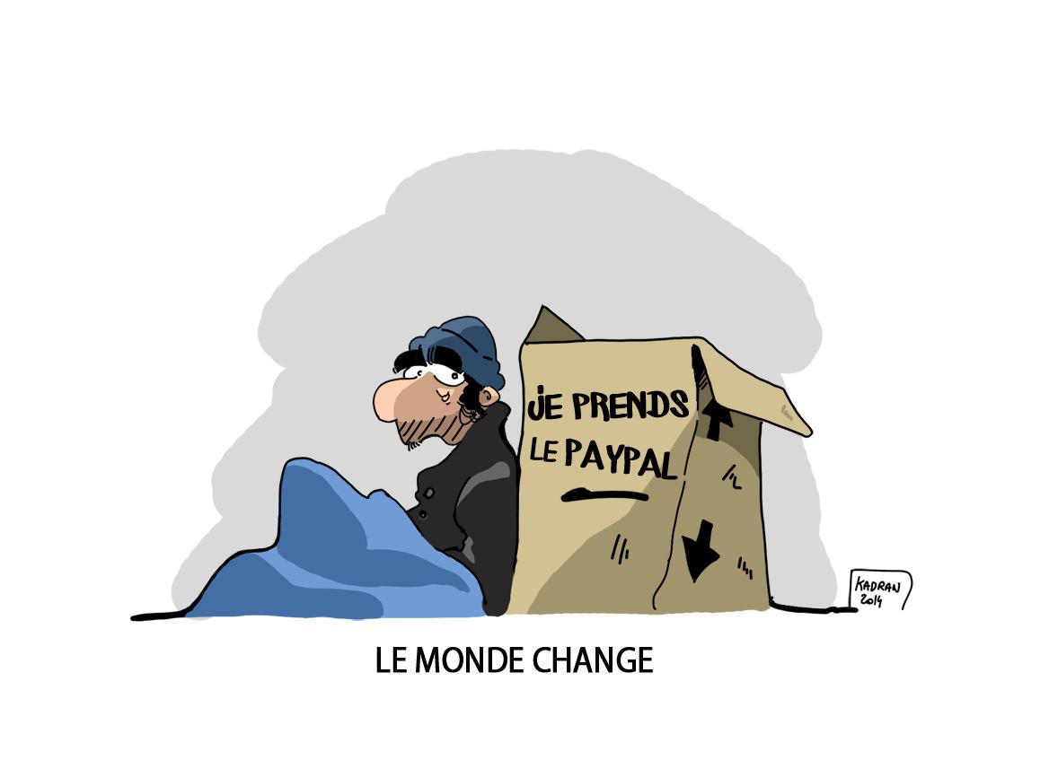 le monde change