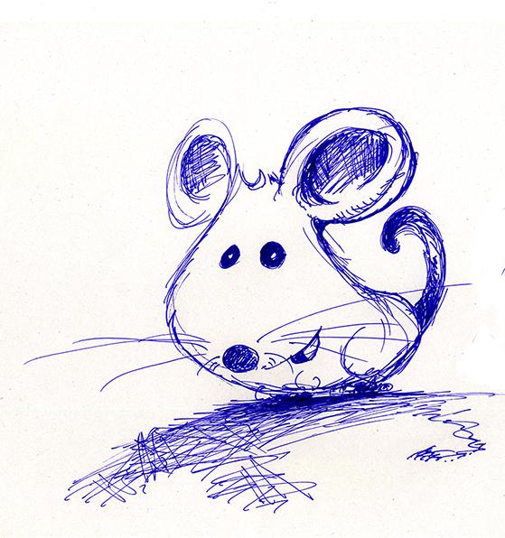 sketchingmouse