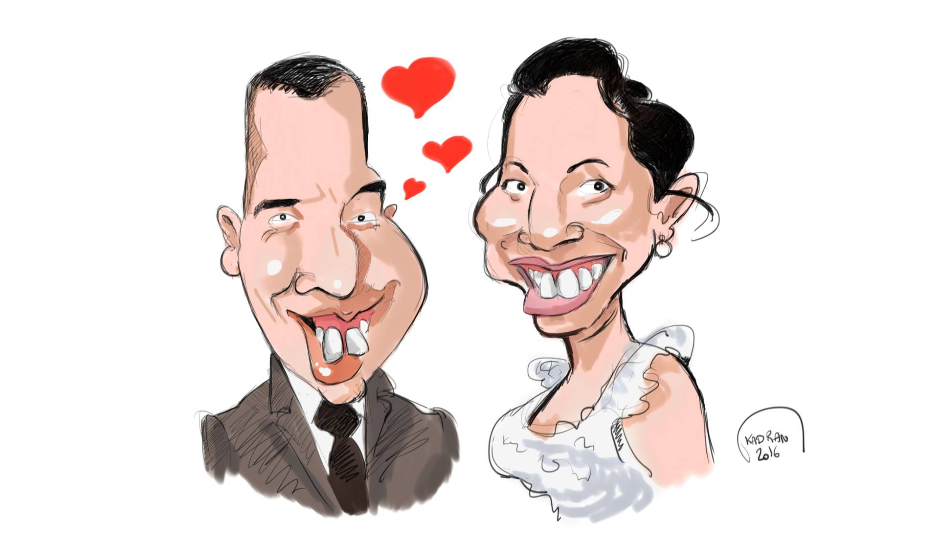 mariage en caricatures d 39 elodie et alain marolles les braults 72. Black Bedroom Furniture Sets. Home Design Ideas