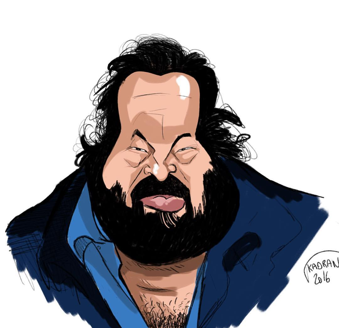 budspencer sketch