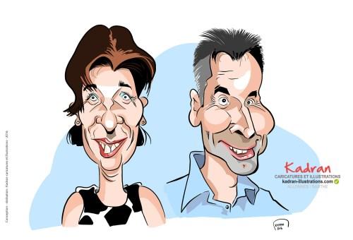 Commandez votre caricature sur kadran-illustrations.com