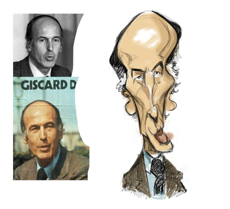 Valéry-Giscard-dEstaing-caricature-sketch