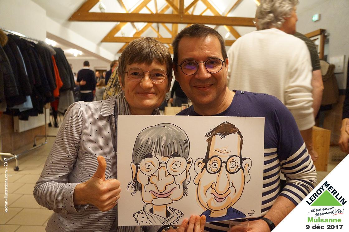 No l en caricatures chez leroy merlin mulsanne 72 - Leroy merlin mulsanne ...