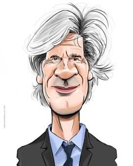 Stéphane Le Foll caricature