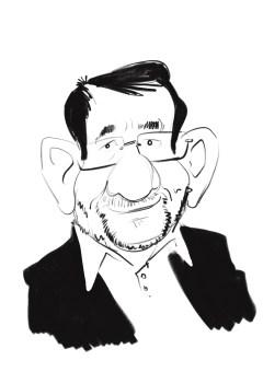 Salon Espace Émeraude en caricatures numériques
