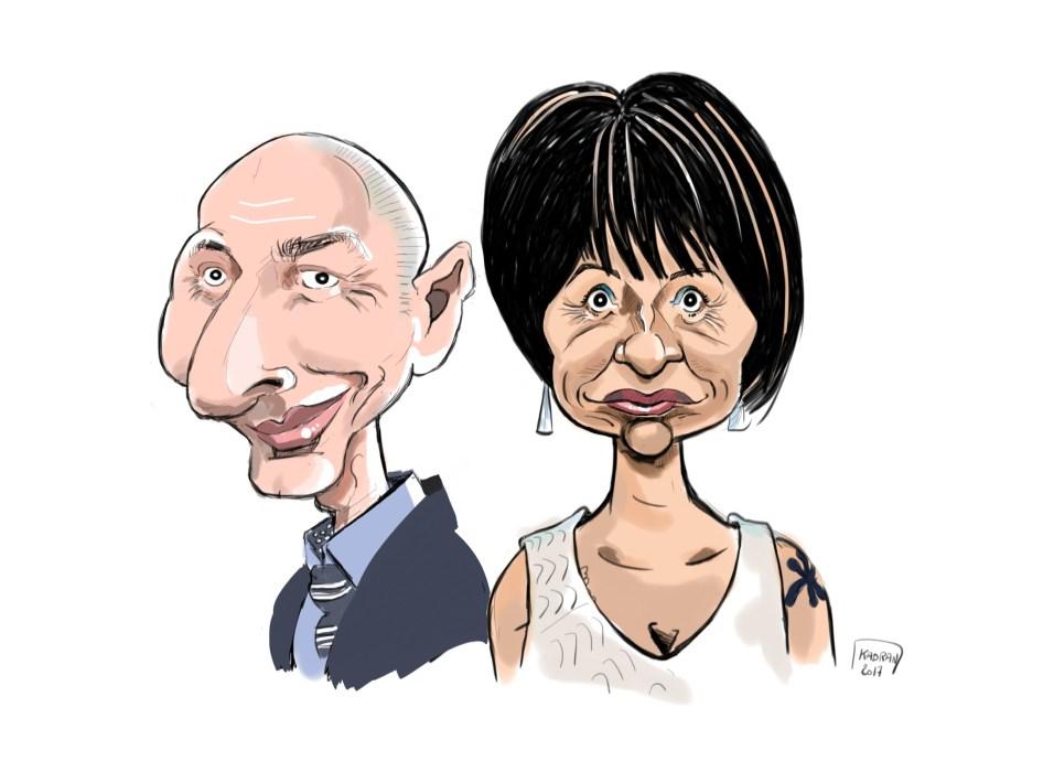 caricature_Sketch_couleur_Tete_Soniaetsonmari