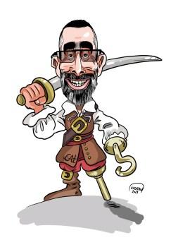 Offrez une caricature personnalisée
