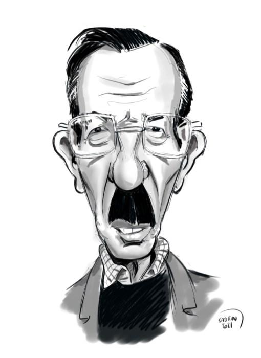 Jean-Bouise-caricature-sketch