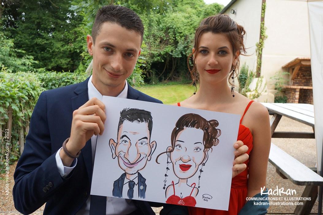 animation-caricatures-traditionnelles-mariage-Melanie-et-Matthias-2021_11