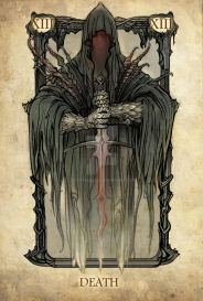 Lord-of-the-Rings-Tarot-Death