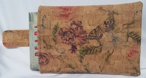 CORK BOOK SLEEVE