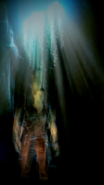 the apparition image