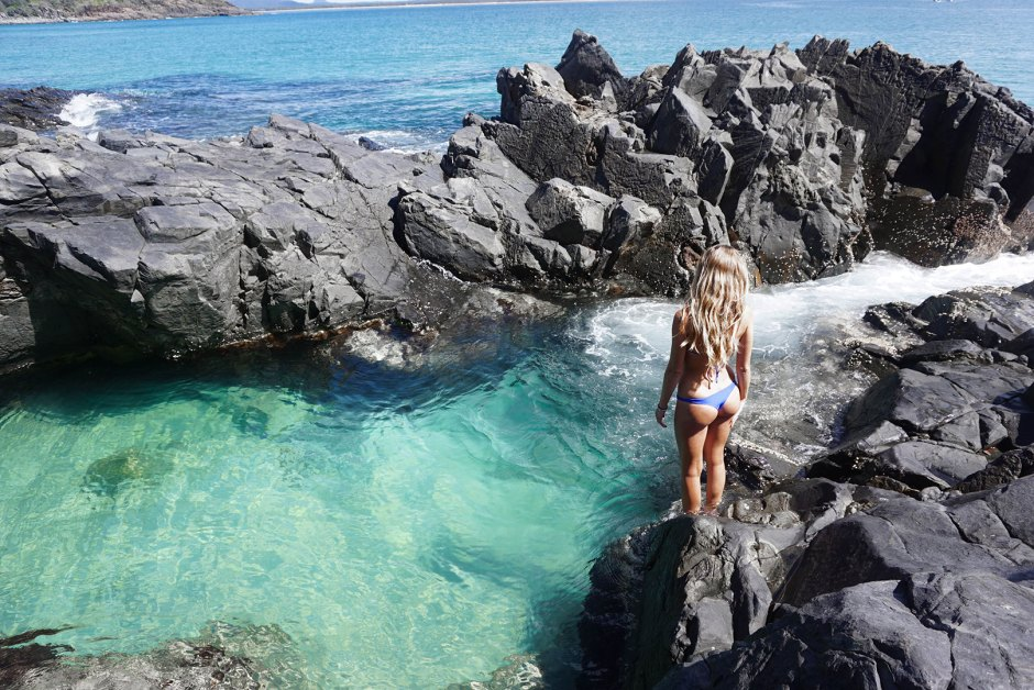 Kaede At Noosa Fairy Pools