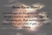 Ilavani Blurb 1