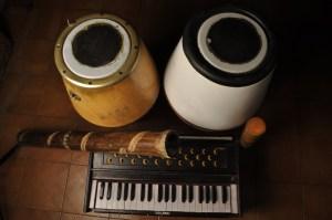 Kael Sounds - Instrumentos