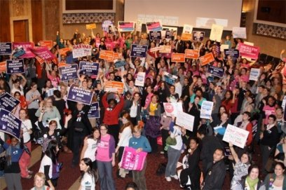 Stop Stupak Rally in D.C. - 2009