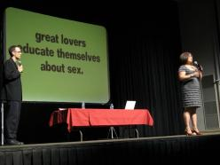 Sexuality education program for Sex Discussed Here - 2011