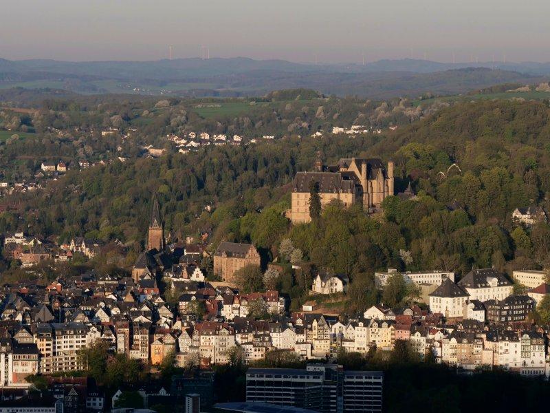 Marburg, Infos und Fotos, An- und Einsichten