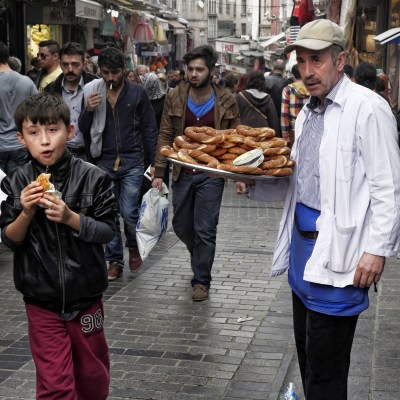 ISTANBUL: SIMIT ..