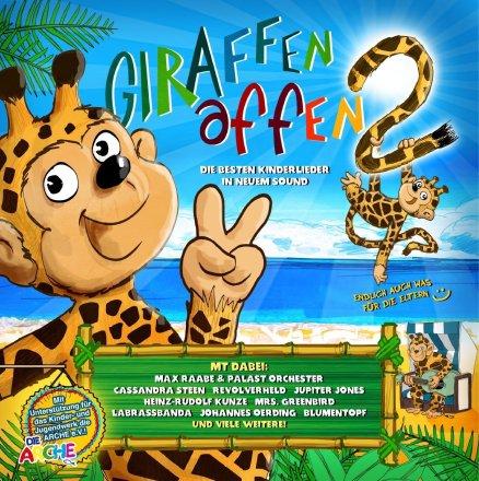 Giraffenaffen