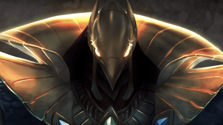 Azir: The Rise of an Emperor.