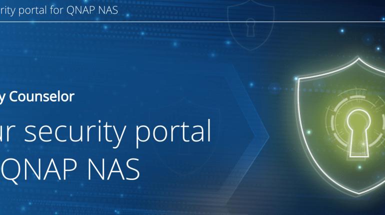 QNAP Security Counselor ที่ปรึกษาส่วนตัวของคุณ เรื่องความมั่นคงปลอดภัยของข้อมูลบน QNAP NAS 3
