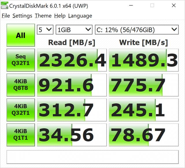 ทดสอบความเร็วของ SSD ด้วยโปรแกรม CrystalDiskMark