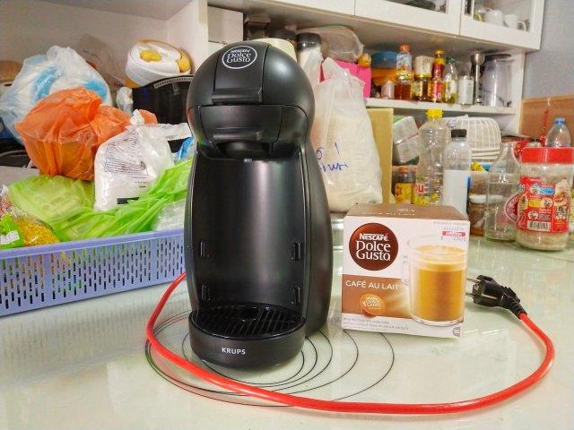รีวิว NESCAFE Dolce Gusto Piccolo เครื่องชงกาแฟ ไม่แพง แต่ไม่เหมาะกับมือใหม่ 2
