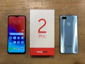 รีวิว RealMe 2 Pro ราคาเล็กๆ สเปกไม่เล็กตาม 32