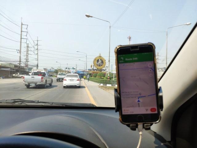 ผลกระทบของการใช้ GPS Navigator ต่อทักษะการเดินทางและสมอง 2