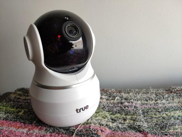 รีวิว true IoT CCTV Gen 2 by truemove H 3