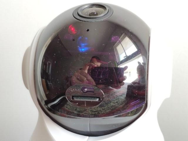 รีวิว true IoT CCTV Gen 2 by truemove H 5