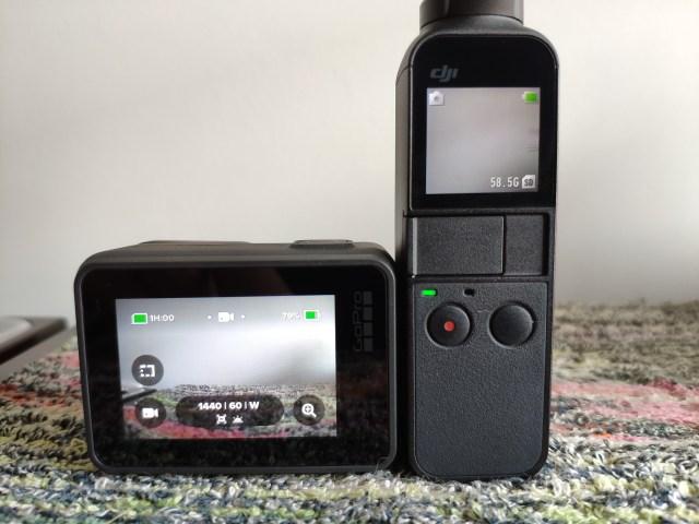 GoPro Hero 7 Black vs DJI Osmo Pocket ตัวไหน ใช่สำหรับคุณ 2