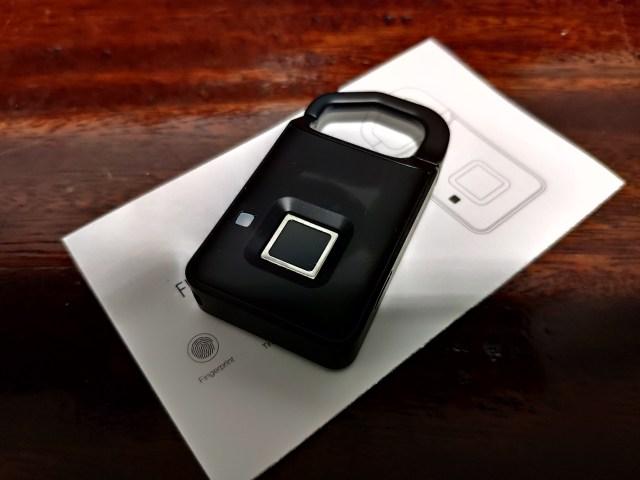 รีวิว กุญแจล็อกด้วยลายนิ้วมือยี่ห้อหนึ่ง เวิร์ก ไม่เวิร์ก ยังไง 3