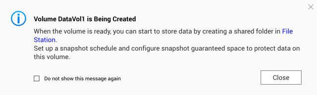 QNAP NAS 101 - EP 3: การสร้าง Storage pool และ Volume ครั้งแรก 16