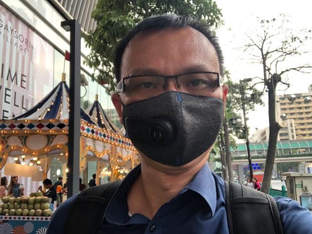 Porter un masque sera comme ça.