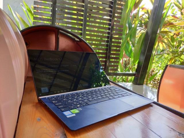 รีวิว ASUS ZenBook 14 UX433 โน้ตบุ๊กจอ 14 นิ้ว บาง เบา และมีการ์ดจอแยก 2
