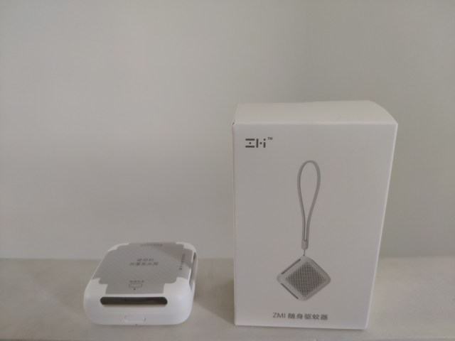 รีวิว Xiaomi ZMI Portable Mosquito Repellent เครื่องไล่ยุงขนาดพกพาติดตัว 2