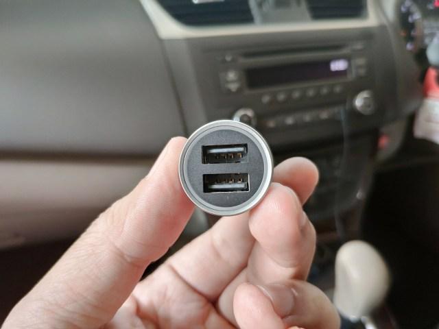 รีวิวที่ชาร์จในรถ Xiaomi Car Charger 18 วัตต์ รองรับ QuickCharge 3.0 4